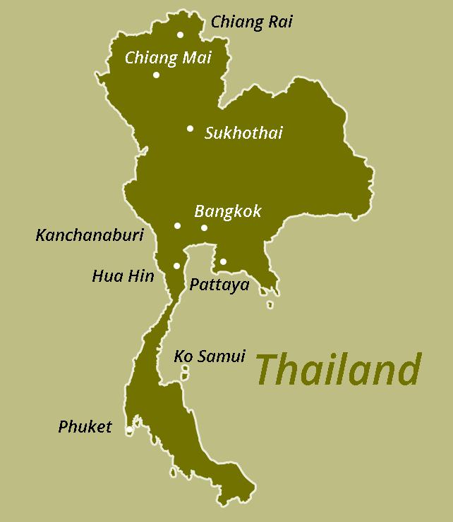 Thailand Southeast Asia Tours