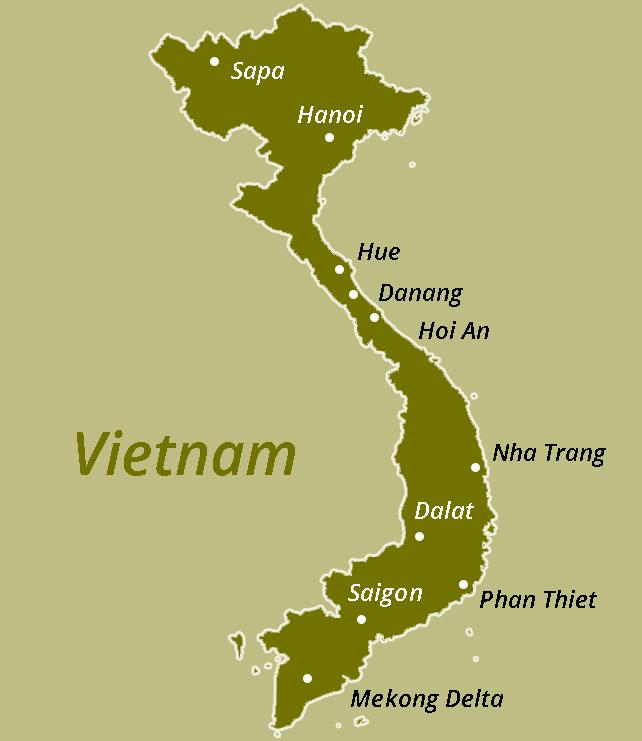 Vietnam - Southeast Asia Tours